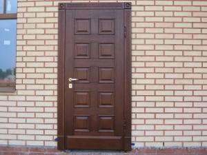 Рекомендации при выборе входных дверей
