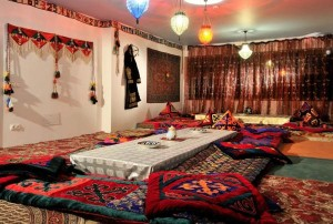 Оформляем комнату в восточном стиле