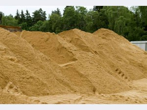 Мытый песок с доставкой