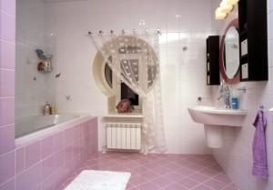 Ремонт ванных комнат в Москве