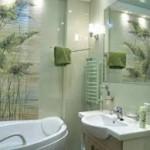 Как увеличить пространство ванной комнаты