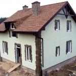 Мокрые системы утепления фасадов