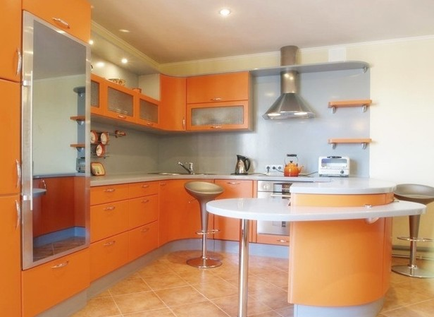 Как выбирать материалы для отделки кухни