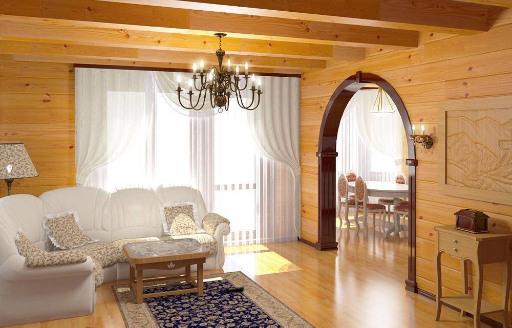 Дом с янтарной начинкой