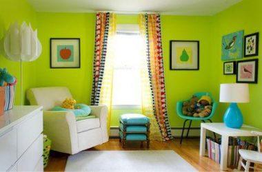 Оригинальные решения для декорирования комнаты