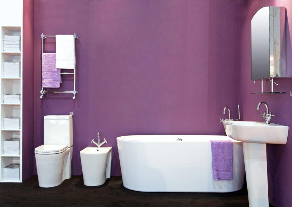 Краска для ванных комнат