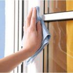 Как нужно ухаживать за пластиковыми окнами