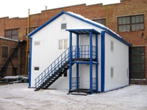 Модульные здания