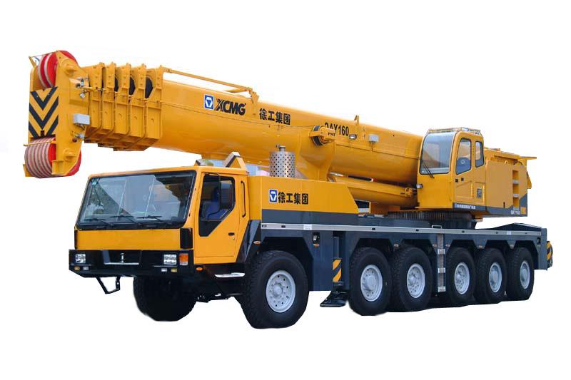 Аренда автокрана 100 тонн