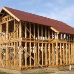 Каркасные деревянные дома