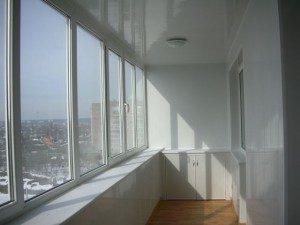 Холодное остекление лоджий и балконов